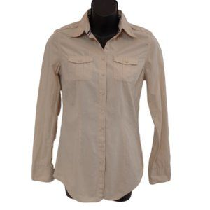 Tommy Hilfiger Limited Edition Cotton Shirt- Sz. 4